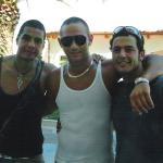 Milton Morales,Carlos,Franklin Santana