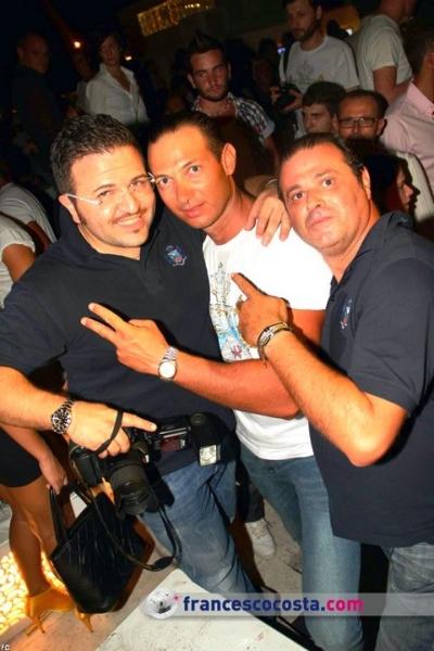 Carlos,Costa and friend