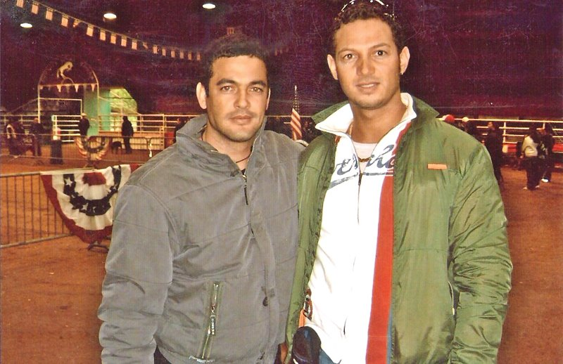 Carlos e Milton Morales