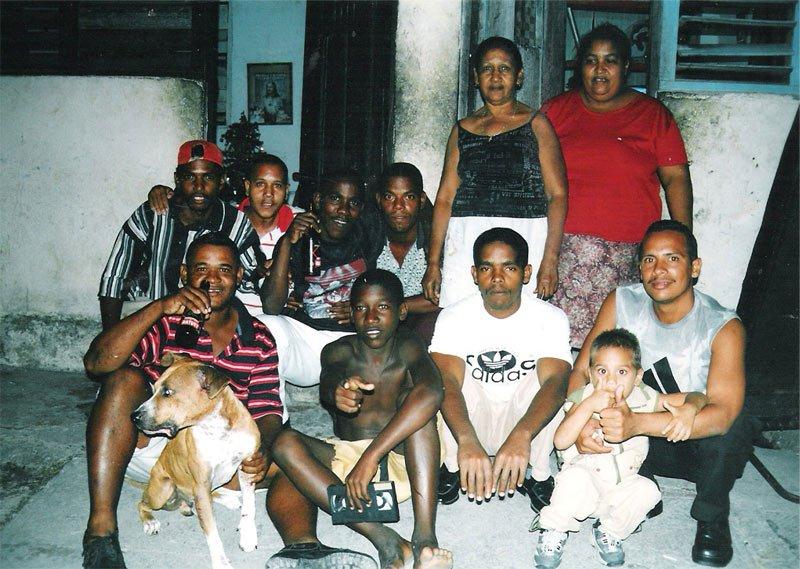 Famiglia Sanchez e Duche Rom