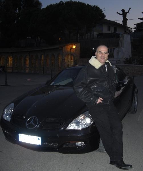 Paulie Mercado in Giulianova(Italy)