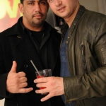 Carlos and Kimbo