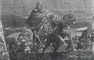 molossi antichi romani